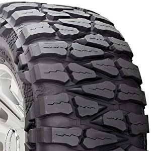 Nitto (Series MUD GRAPPLER) 35-1250-17 Radial Tire