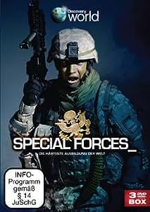 Special Forces - Die härteste Ausbildung der Welt [3 DVDs]