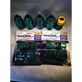 Swan HoseLink Ultimate Garden Hose Repair And Connector Kit - $64.95 Value - 9 Total Connectors