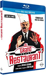 Le Grand Restaurant [Blu-ray + DVD] [Combo Blu-ray + DVD]