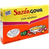 Sazon Azafran 20Ct -Pack of 18