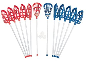 Buy Champion Sports Soft Lacrosse Set by Champion Sports