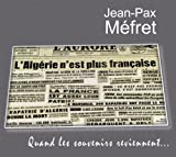 echange, troc Jean-Pax Méfret - Qaund les souvenirs reviennent
