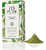 Organic Hair Dye - It's Pure Organics Herbal Hair Colour Chestnut