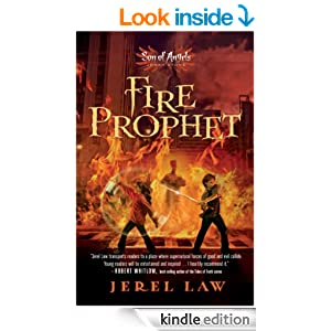 Fire Prophet (Son of Angels, Jonah Stone Book 2)