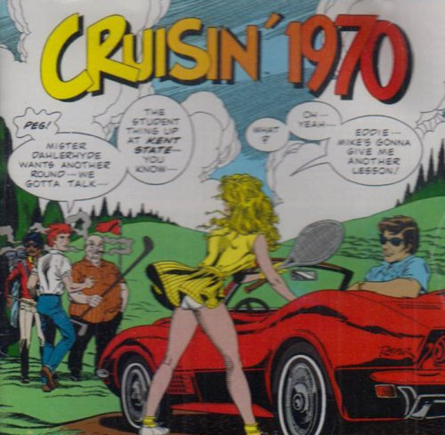 Original album cover of Cruisin' 1970 by Cruisin'
