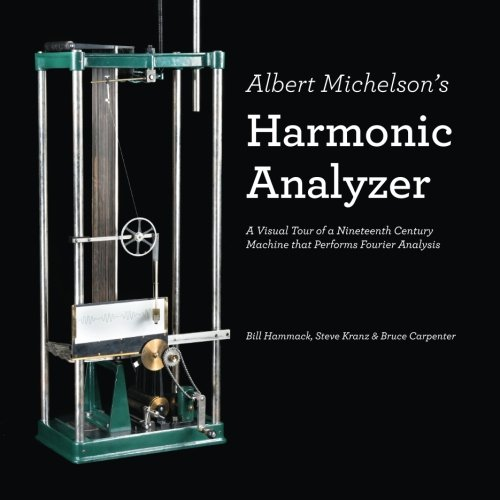 Albert Michelson's Harmonic Analyzer: A Visual Tour of a Nineteenth Century Machine that Performs Fourier Analysis