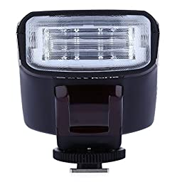 VILTROX JY - 610NII Mini TTL LCD Flash Speedlite Light for Nikon D700 D800 D810 D3100 D3200 D5200 D5300 D7000 D7200 DSLR Camera