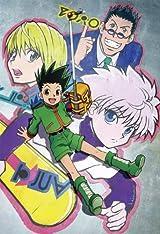 「HUNTER×HUNTER」BD&DVD第1巻が1月発売。特典にラジオ番組