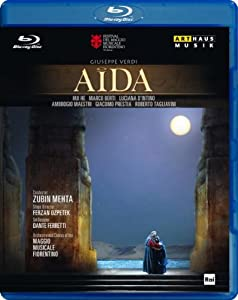 Verdi Aida Arthaus 108040 Blu-ray 2012 from Arthaus