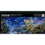Coral Reef: 1,000 PC Panoramic Puzzle (1223064387) by Thompson, Linda