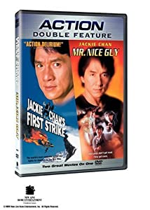 Jackie Chan's First Strike / Mr. Nice Guy (Two-Pack)