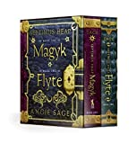 Angie Sage Septimus Heap 2 Volume Boxed Set: Magyk/Flyte