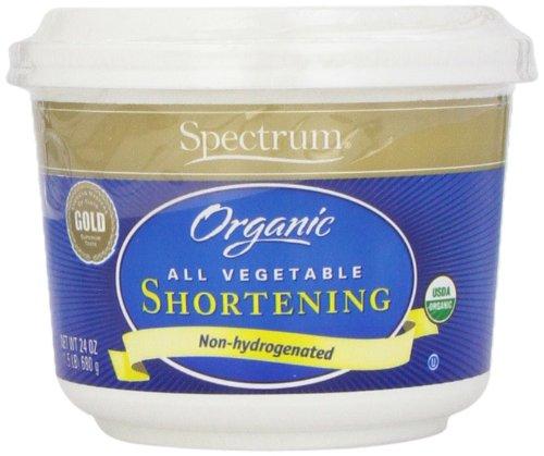 Spectrum Naturals Organic Shortening - 24 oz (Hydrogenated Oil compare prices)