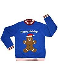 Ugly Christmas Sweater Gingerbread Skedouche