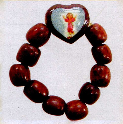 Finger Ring Rosary - Divine Child - IMPORTED