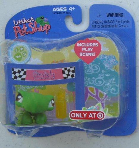 Littlest Pet Shop Exclusive Turtle# 316