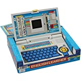 Ganesh Enterprise English Learner Laptop For Kids 20 Activities (color May Vary)