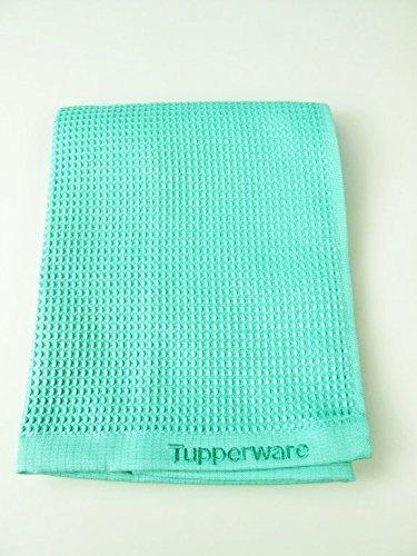 tupperware-t22-faserpro-vetro-chiaro-turchese-finestra-panno-in-microfibra-nuovo