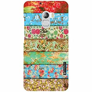 Lenovo K4 Note Back Cover - Wood Art Designer Cases