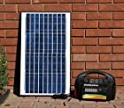 Solar Generator Plug N Play Kit Duracell 300 with New 25ft Cordby Offgridsolargenerators