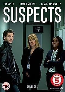Suspects series 1 [DVD]
