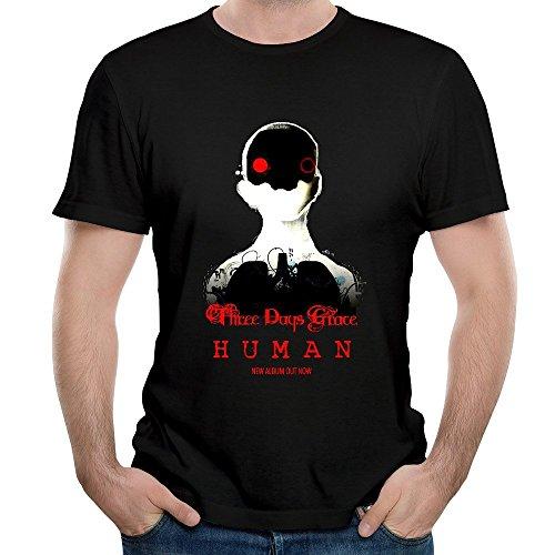 five-miumine-three-days-grace-band-human-album-unique-mens-short-sleeve-tshirt