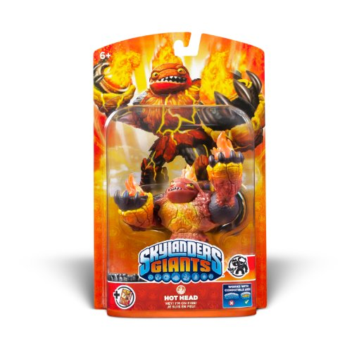 Skylanders Giants: Hot Head Giants Character - 1