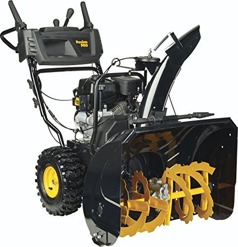 Poulan PRO PR270 - 27-Inch 254cc Two Stage Electric Start Snowthrower - 961920090