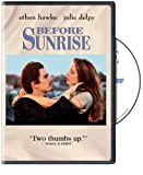 Before Sunrise [DVD] [1995] [Region 1] [US Import] [NTSC]