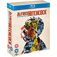 Alfred Hitchcock: The Masterpiece Collection on Blu-ray