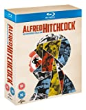 Alfred Hitchcock: The Masterpiece Collection [Blu-ray] [1942] [Region Free]