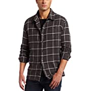prAna Men's Dutchman Flannel Long Sleeve Top