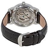 Stuhrling Original Men's 165B2.331554 Winchester 44 Automatic Skeletonized Silver Dial Watch