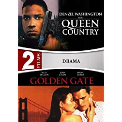 For Queen and Country / Golden Gate - 2 DVD Set (Amazon.com Exclusive)