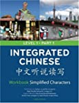 Integrated Chinese Level 1: Simplifie...