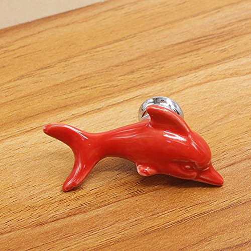 idealdecor-1pc-red-decorative-antique-door-knobs-lovely-dolphin-shape-interior-ceramic-s-knobs-and-p