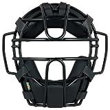 ゼット(ZETT) 軟式野球用 マスク ブラック  BLM3152