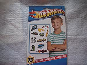 Amazon.com: Hot Wheels Tattos (75): Beauty