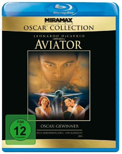 Aviator (Oscar Collection) [Blu-ray]