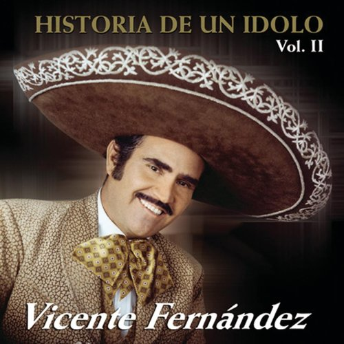 Vicente Fernandez - Estatua de marfil Lyrics - Zortam Music