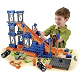 Fisher-Price TRIO Hot Wheels Stunt Ramp Builder