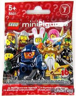 Lego Minifigures Minifigures Series 7 8831 by LEGO