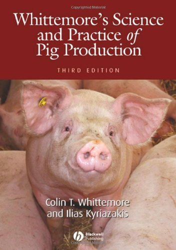 Whittemore'S Science And Practice Of Pig Production front-877697