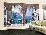Mediterranean Arch Photo Mural