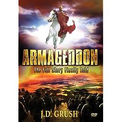 Armageddon: Full Story Finally Told - Volume 1 of 3, Jesus Returns As Warrior King Series