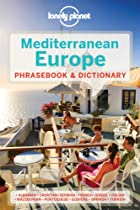 Lonely Planet Mediterranean Europe Phrasebook