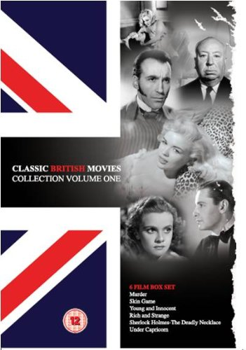 Classic British Movies Collection Vol. 1 [DVD]