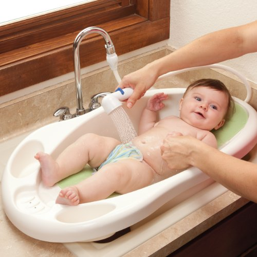 rinse ace bathtub faucets showerheads sink baby handheld new set ebay. Black Bedroom Furniture Sets. Home Design Ideas