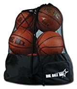 Anaconda Sports® BIGBALLBAG-BLCK Big Ball Bag